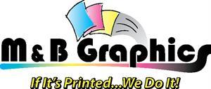 M & B Graphics