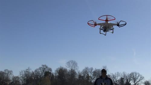 Do you need aerial photographs or video?