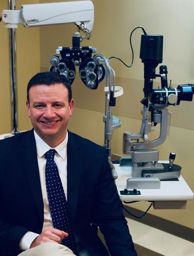 Joshua Vrabec, M.D, Comprehensive Ophthalmologist at Michigan Ophthalmology