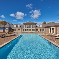 Blossom Ridge Outdoor Pool & Spa at the Villages Clubhouse