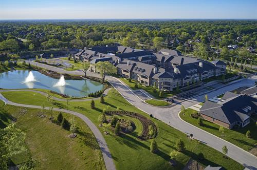 Blossom Ridge Senior Living Campus