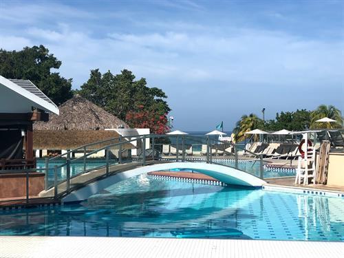 Beaches Resort Negril pool