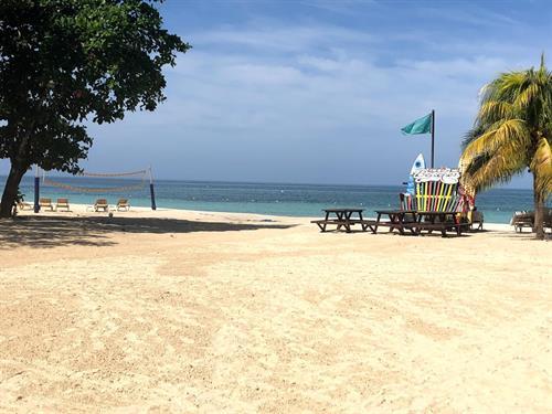 Beaches Negril Resort beach