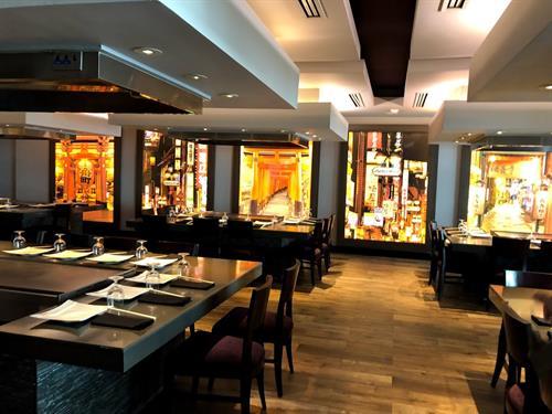Beaches Resort Negril Hibachi Restaurant