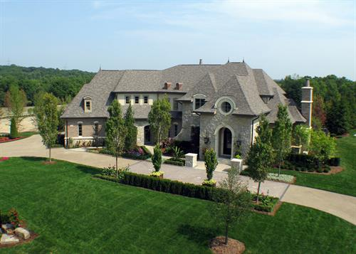 Moceri Custom Homes Award Winning Greystone