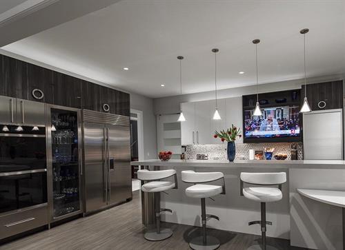 Moceri Custom Homes Designer Kitchens