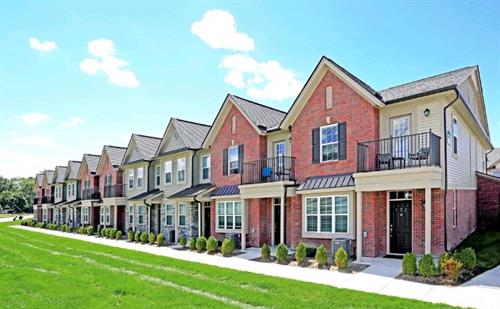Parkways of Auburn Hills Townhomes