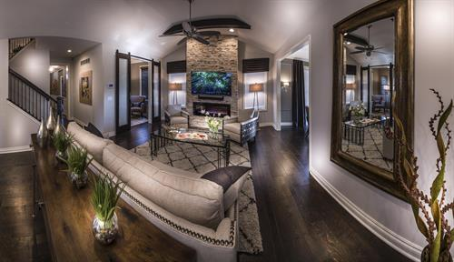 Villa Montclair Grand Living Space