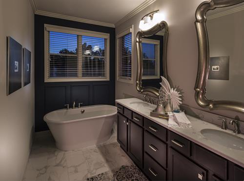 Villa Montclair Luxury Bathroom Designs