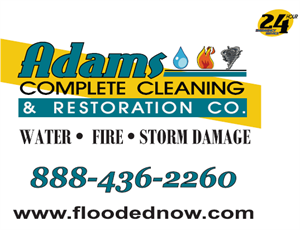Adams Complete Cleaning & Restoration Co.