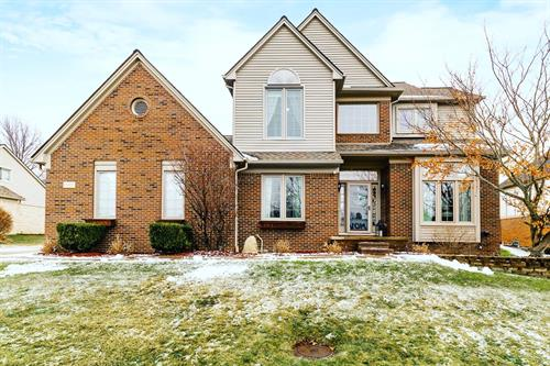 55450 Parkview, Shelby Twp MI 48316