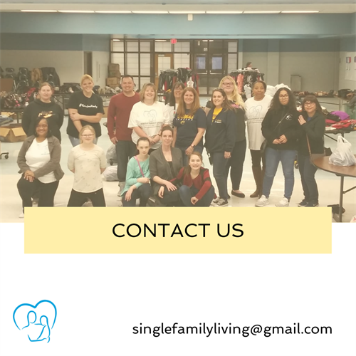 Contact Us: www.singlefamilyliving.org