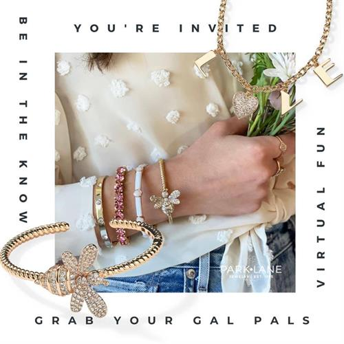 Host a Virtual Party and earn FREE jewelry! My average hostess earns at least $400 in FREE jewelry!
