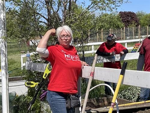 Red Day 2021 - Dutton Farms - Gwen's Guns!!!