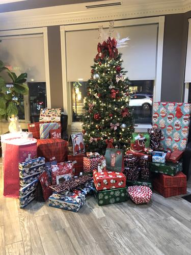 Christmas 2020 - adopt the families donations
