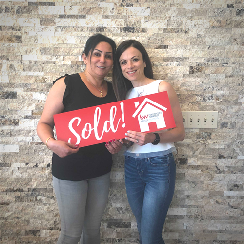 Congrats on your first closing
