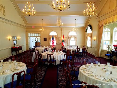 The Jefferson Room- chamber meeting event