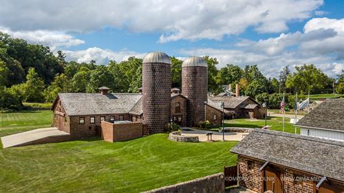 Rochester Hills Museum at Van Hoosen Farm