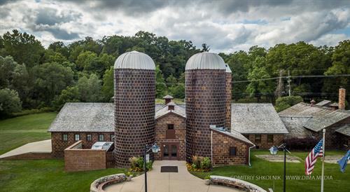 Rochester Hills Museum at Van Hoosen Farm - Dairy Barn