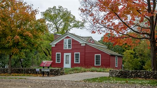 Rochester Hills Museum at Van Hoosen Farm - Red House