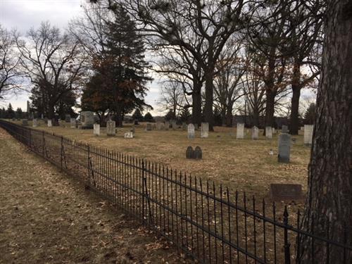 Rochester Hills Museum at Van Hoosen Farm - Stoney Creek Cemetery