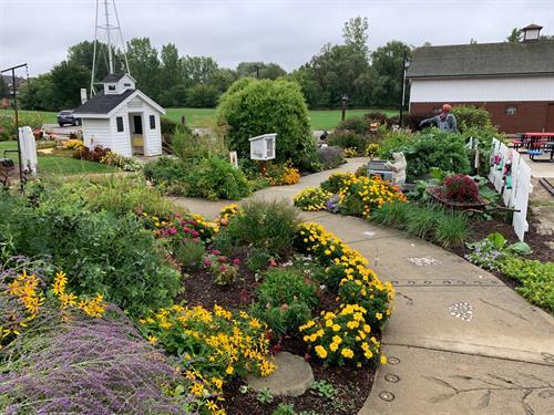 Rochester Hills Museum at Van Hoosen Farm - Award Winning Children's Garden