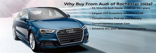 Audi of Rochester Hills