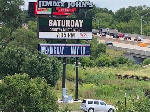 Jimmy Johns Field 2019