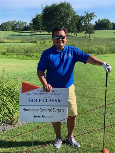 Clarkston Golf Fundraiser 2020