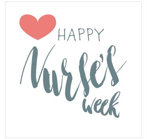Happy Nurses Week 2021