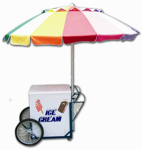 Rent an Ice Cream Cart for your summer parties @ Drrentals2020@gmail.com