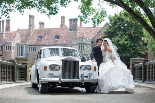 Meadow Brook Hall holds more than 50 weddings a year