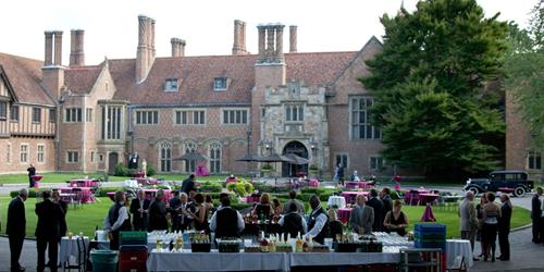 Meadow Brook Hall is also a premier event venue