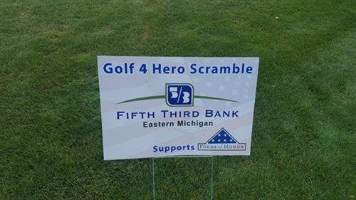 Golf Sponsor.