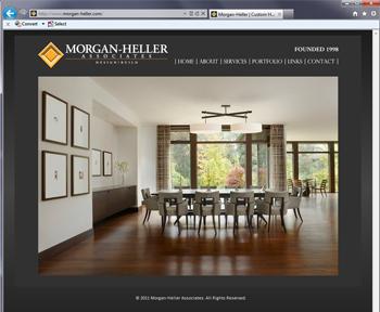 Website Project - Morgan Heller
