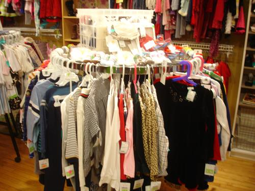 The Funky Frog frequently partners with area boutiques to liquidate NEW-WITH-TAG, high-end children's items at a fraction of the boutique retail prices!
