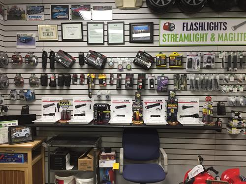 Flashlights the best selection available including Military Grade flashlights