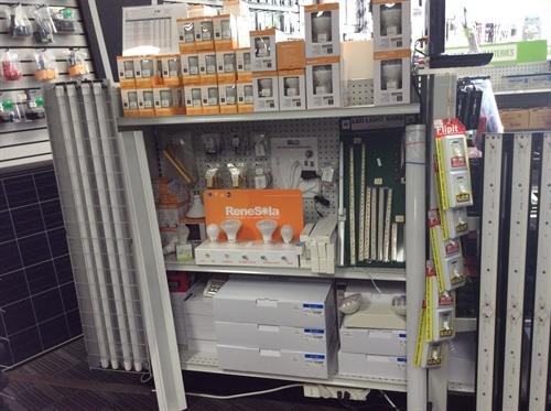 LED Bulbs, LED tubes to replace Fluorescent