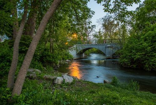 Paint Creek River