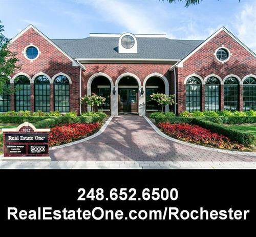 #1 Real Estate Company in Michigan!