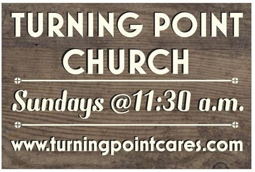 Join us Sundays at 11:30 a.m.
