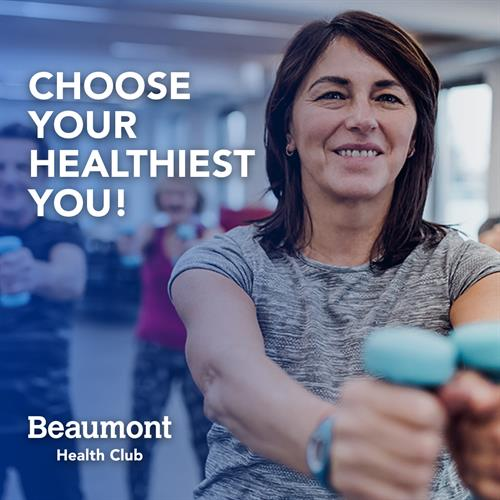 We offer a tiered membership program to help you find your healthiest you