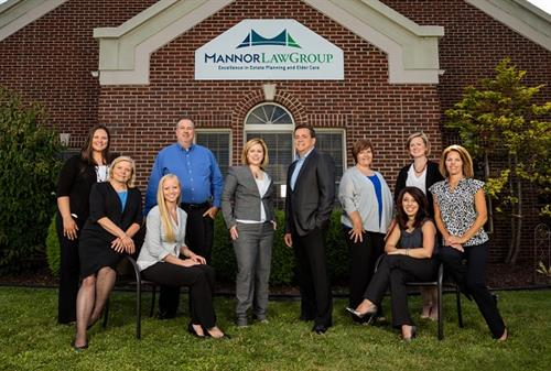 Mannor Law Group Team