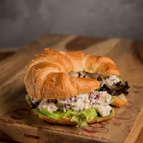 The GT Chicken Salad Sandwich is our most popular sandwich!