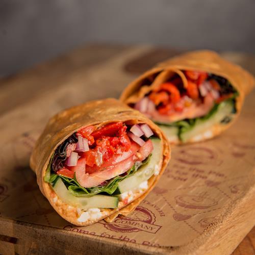 The Mediterranean Veggie Quiche is a vegetarian favorite!