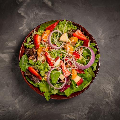 Fresh salads and wraps