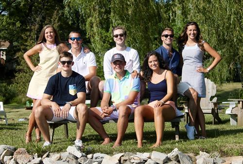 End of Summer group shot