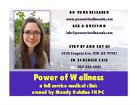 Power of Wellness Health Services - Clinic