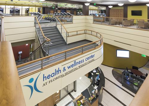 Health & Wellness Center at Florida Hospital Wesley Chapel