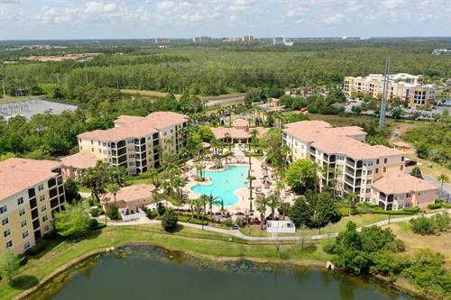 ORLANDO CONDO-tel  available for those long stays to visit the theme parks